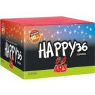 BATERÍA HAPPY 36 DISPAROS